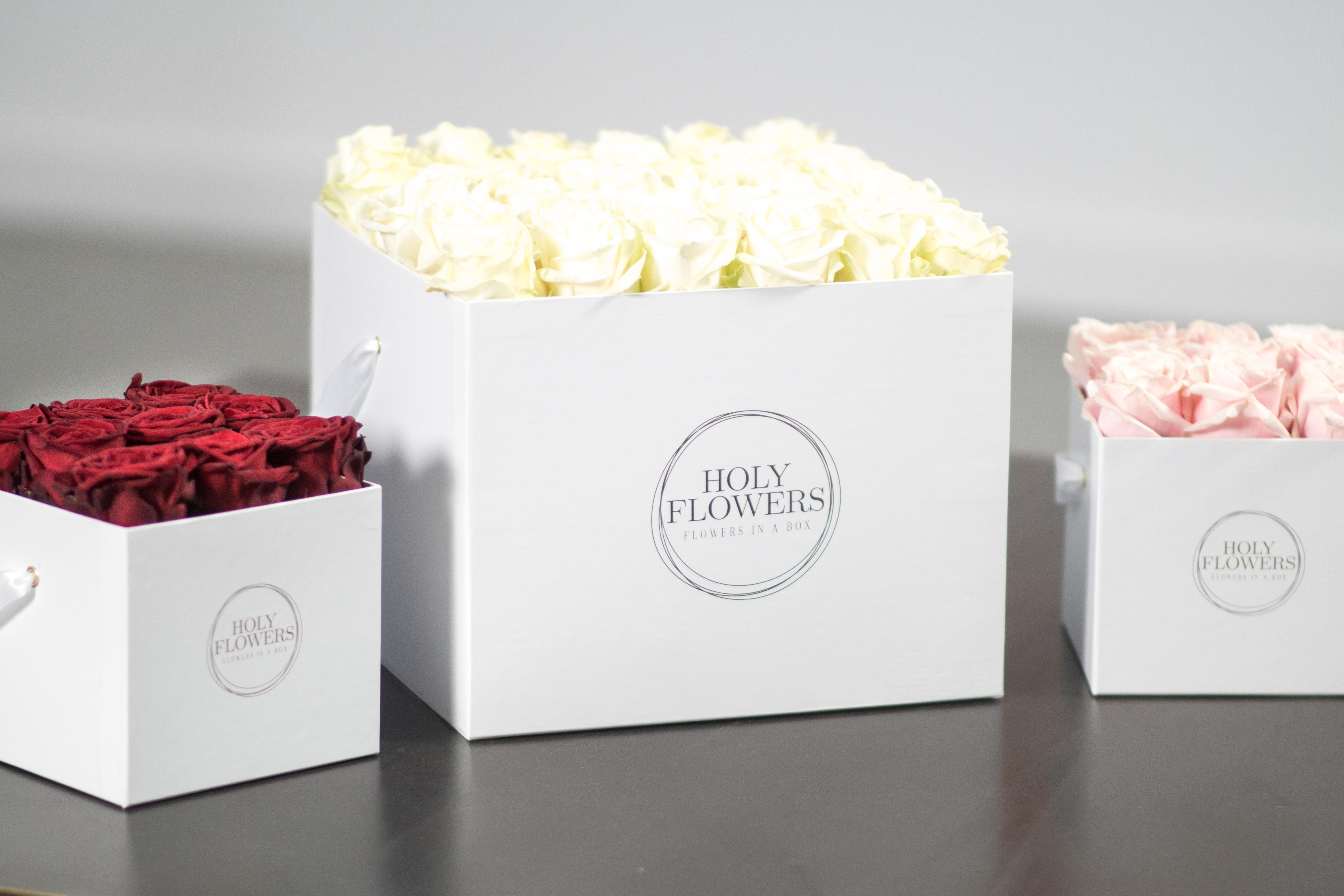 so funktionierts holy flowers rosen in der box exklusive rosenboxen. Black Bedroom Furniture Sets. Home Design Ideas