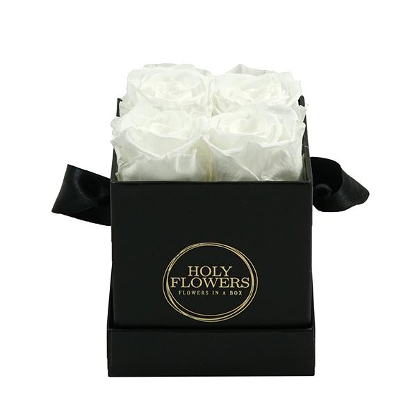 holy white xs ostern besonderer anlass blumenboxen holy flowers rosen in der box. Black Bedroom Furniture Sets. Home Design Ideas